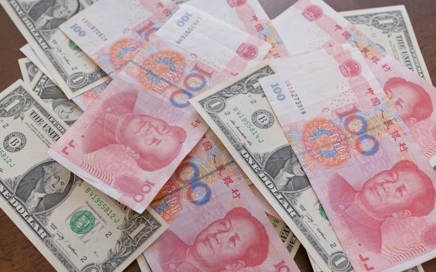 Çinin Mərkəzi Bankı yuanın dollara qarşı məzənnəsini möhkəmləndirib