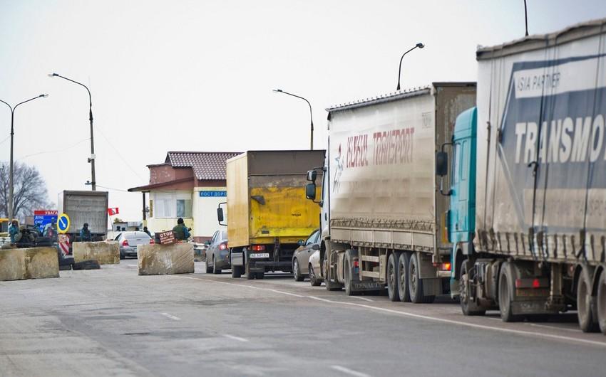 Ukrayna Azərbaycanla tranzitin təmin edilməsi barədə razılıq əldə edib