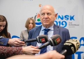 EOC President: Second European Games will not fall behind Olympics