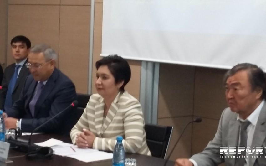 Qazaxıstan dövlət katibi: Dəstəyə görə Azərbaycana minnətdarıq