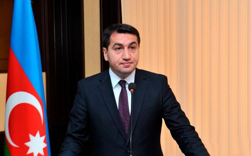 Помощник президента Азербайджана: Атака Армении готовилась заранее