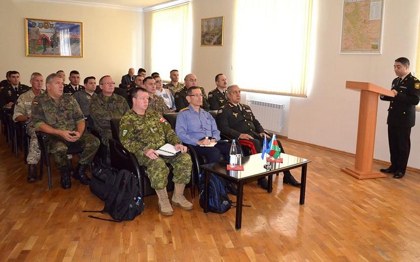 """NATO Days"" ended in Azerbaijan Army"