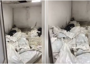 Bodies of Armenian soldiers killed during 2nd Karabakh war hidden in Armenian hospital basement