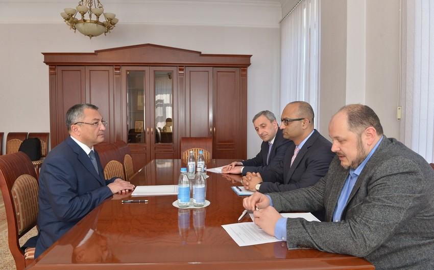 Rövşən Rzayev: Azərbaycanla Dünya Bankı arasında əməkdaşlıq uğurla davam etdirilir