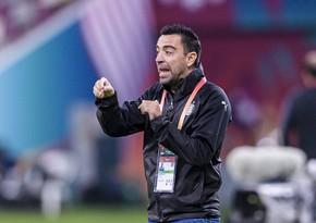 Xavi Ernandes Barselona ilə anlaşıb