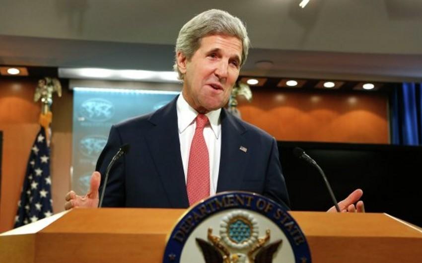 Керри: Россия и Иран могут помочь привести Асада за стол переговоров