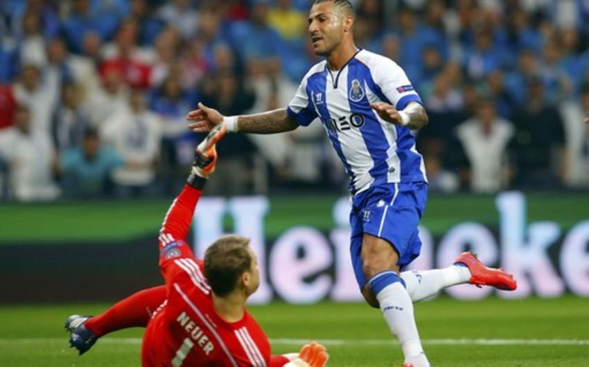 Çempionlar Liqası.1/4 final: Porto Bavariyanı məğlub edib