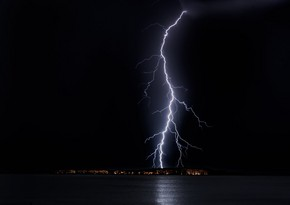 Rain and lightning expected in Baku on May 1
