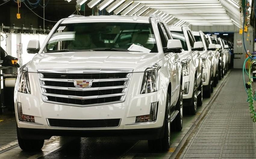 US car giant GM again halts production