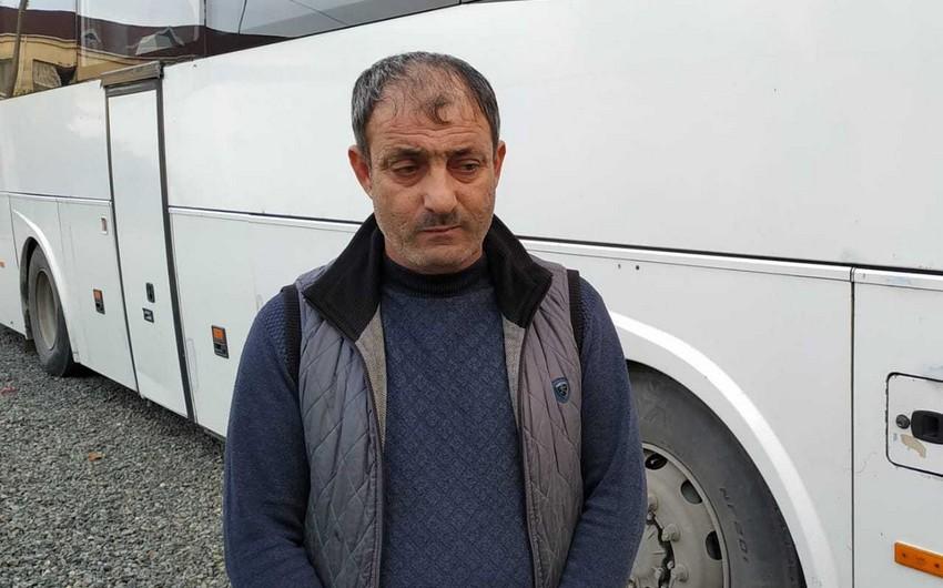 Narkotik vasitənin təsiri altında sərnişin daşıyan avtobus sürücüsü saxlanılıb