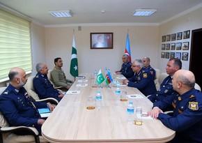 Azerbaijan, Pakistan moot military cooperation in aviation