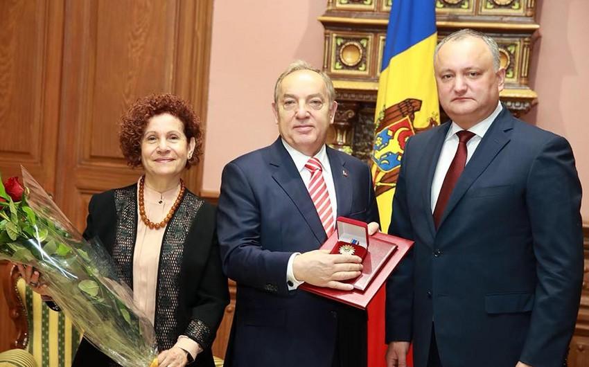 Hülusi Kılıç Moldovada diplomatik missiyasını başa vurur