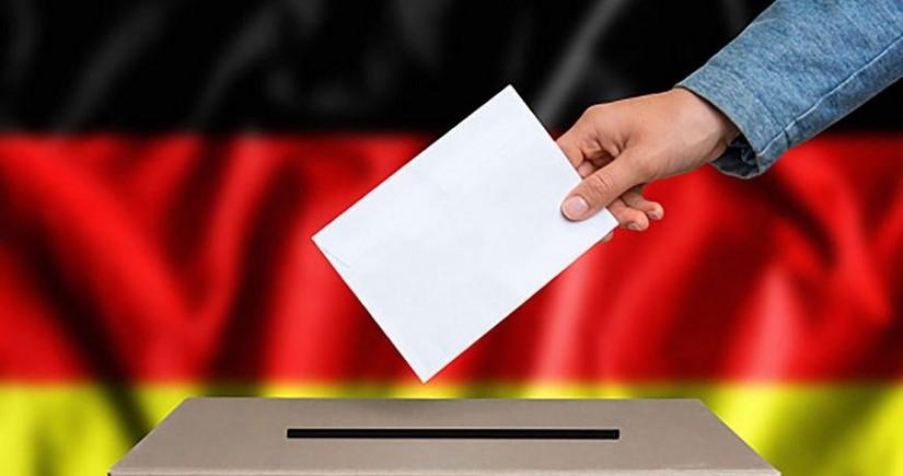 Сегодня в Германии пройдут парламентские выборы