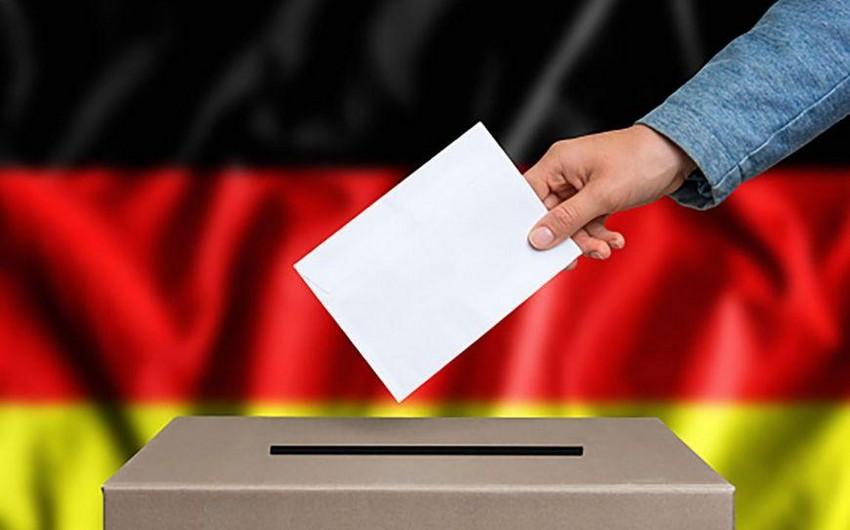 Bu gün Almaniyada parlament seçkiləri keçiriləcək