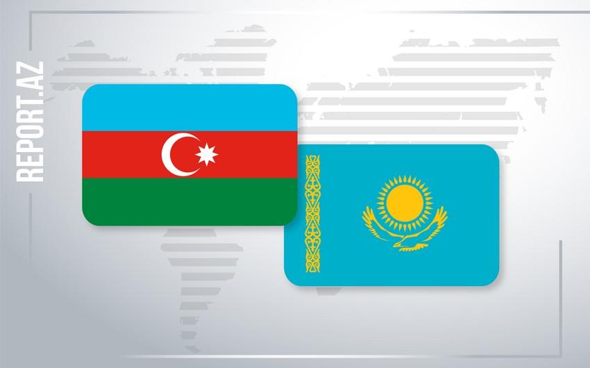 Azərbaycan-Qazaxıstan işçi qruplarının II iclası keçirilib