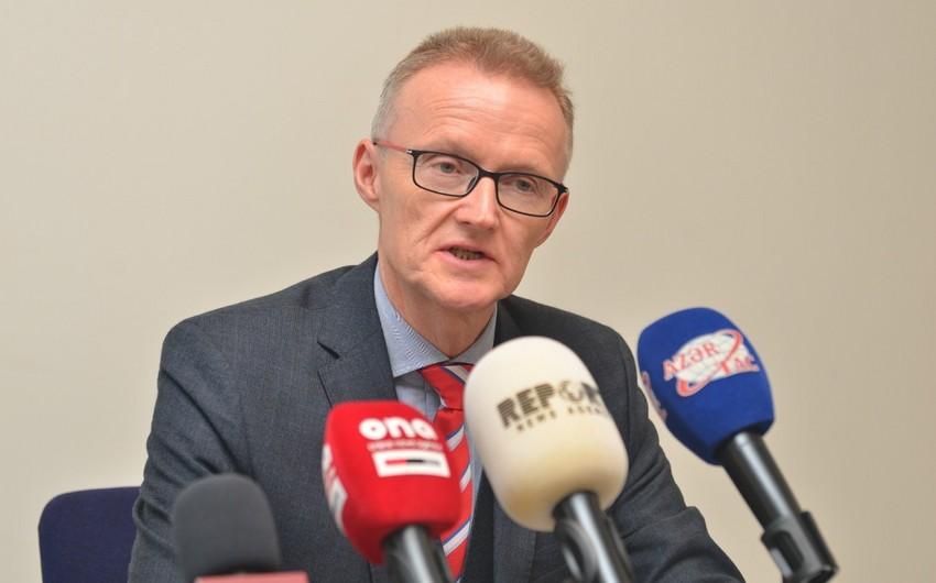 Посол: Азербайджан - самый важный экономический партнер Германии на Южном Кавказе
