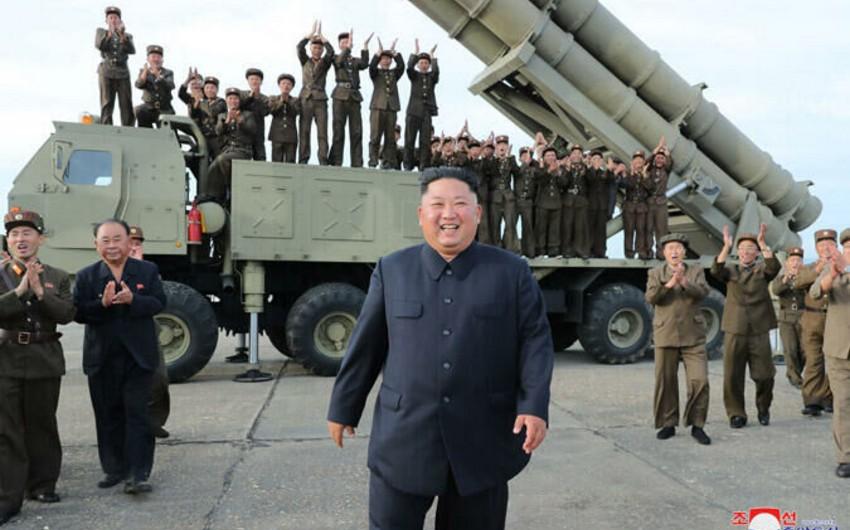 КНДР заявила об успешном испытании новой ракеты