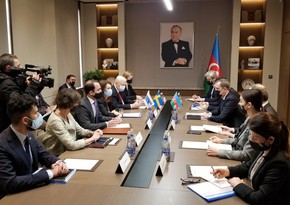 Baku hosts meeting of Azerbaijani FM with OSCE Chairperson-in-Office