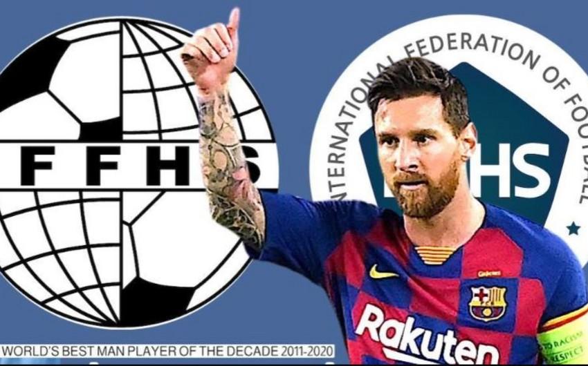 Son 10 ilin reytinqi: Messi Ronaldunu üstələdi - SİYAHI