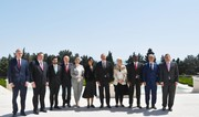 Ilham Aliyev receives credentials of incoming non-resident ambassadors of ten countries to Azerbaijan
