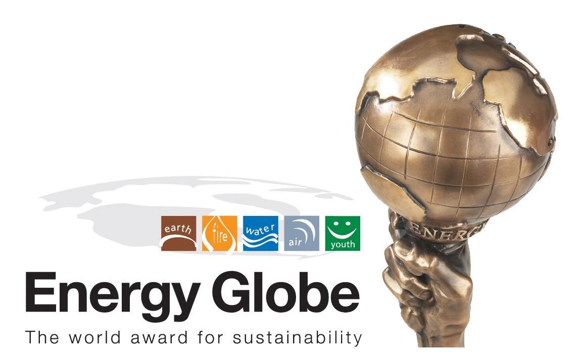 Abşeron torpaqlarının təmizlənməsi layihəsi Energy Globe Fondunun mükafatını alıb
