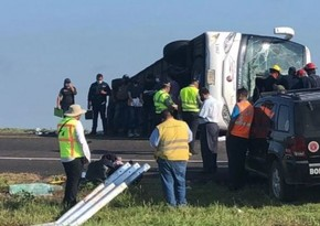 12 killed in road accident in northeastern Mexico