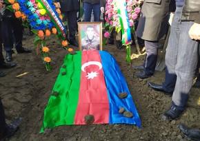 В Уджаре похоронен шехид-прапорщик