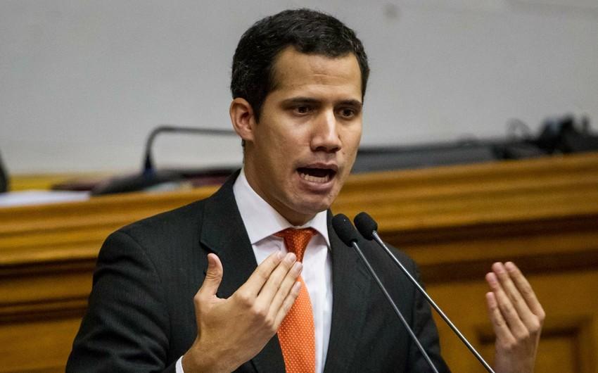Гуайдо заявил, что 2 мая в Венесуэле начнется всеобщая забастовка