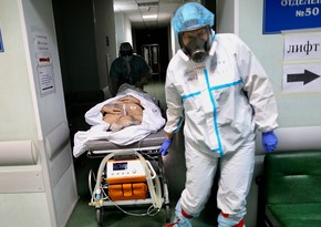 В России выявили более 9 тысяч случаев коронавируса за сутки