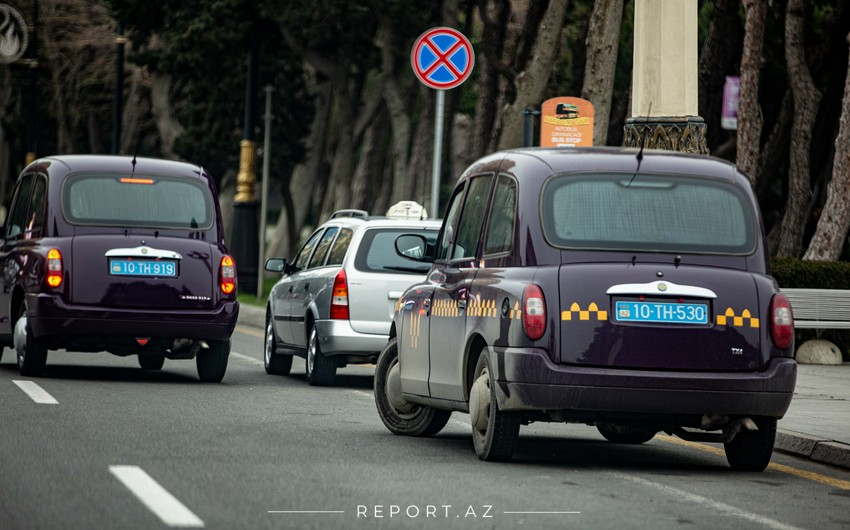Taxi service will not operate on weekends: Cabinet of Ministers