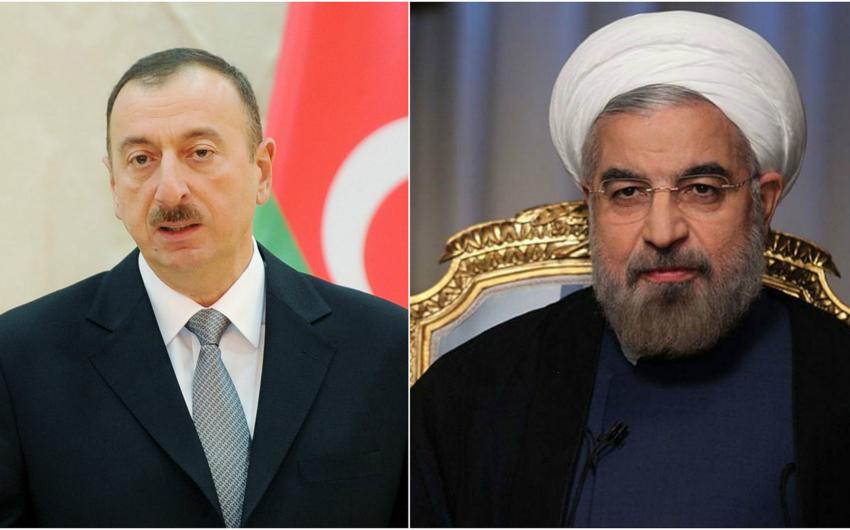 Президент Азербайджана выразил соболезнования иранскому коллеге
