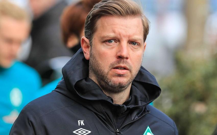 Werder Bremen sacks head coach