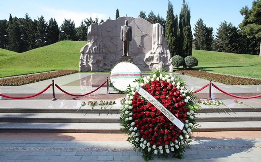 DTX-da Heydər Əliyevin anadan olmasının 95 illiyi qeyd olunub