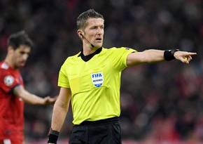 PSJ - Bavariya matçının hakimləri açıqlandı