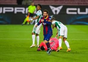 Messi 7-ci dəfə İspaniya La Liqasının ən yaxşı bombardiri olub
