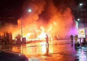 На Тайване в результате пожара в жилом доме погибли девять человек