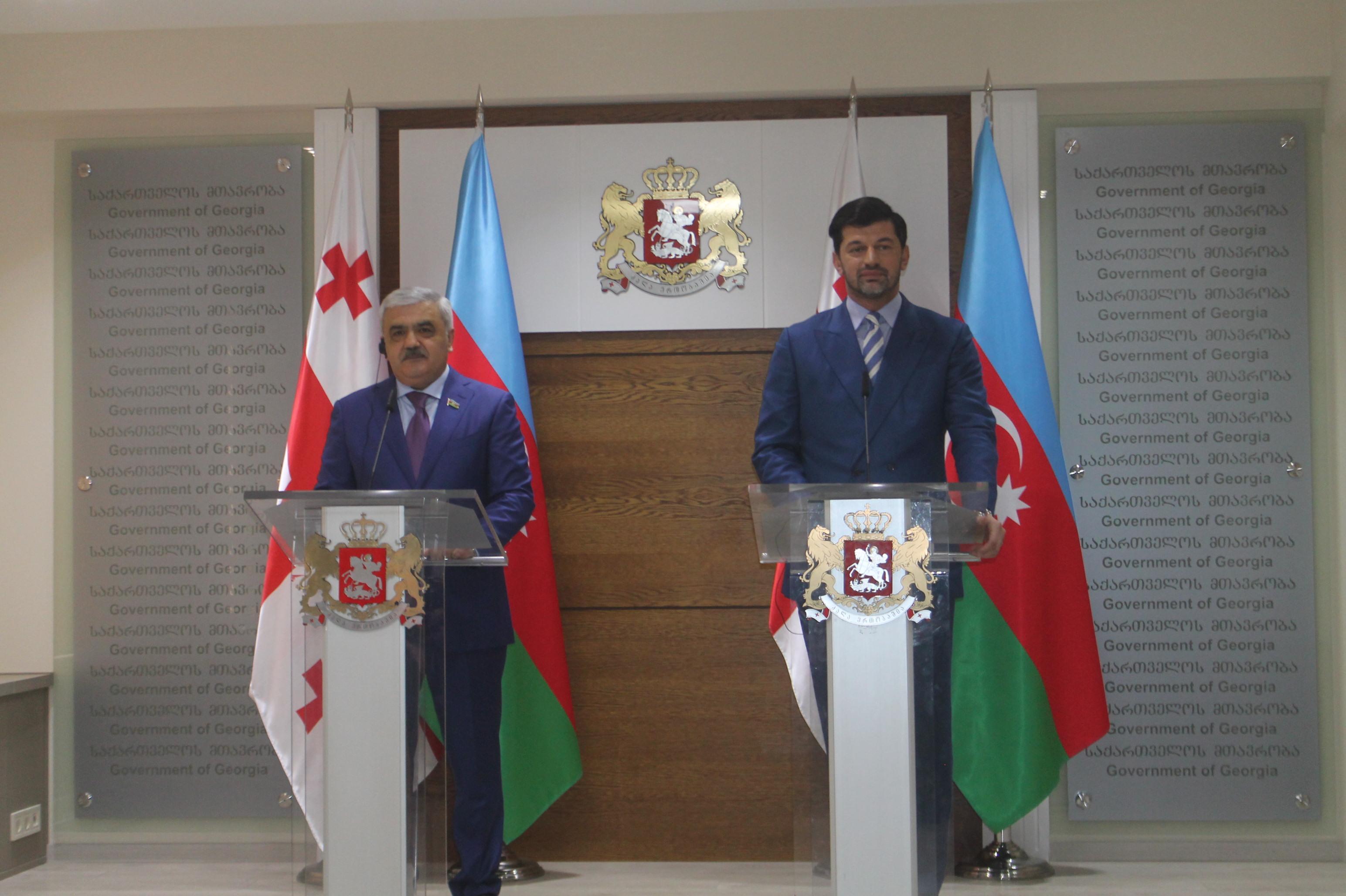 SOCAR prezidenti: Azərbaycanın Gürcüstanı 2030-cu ilədək mavi yanacaqla təmin etməsində heç bir problem olmayacaq