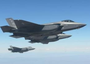 США сократили производство F-35 из-за пандемии
