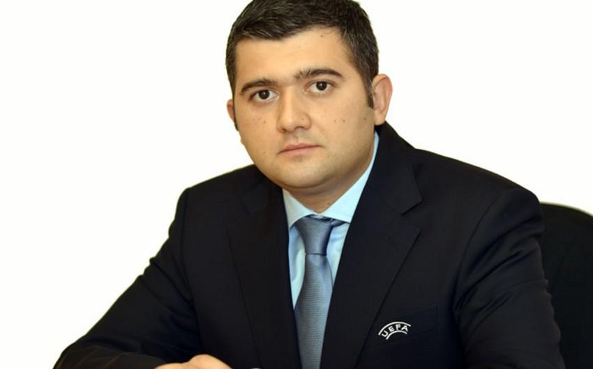 AFFA rəsmisi Çempionlar Liqasının oyununa təyinat alıb