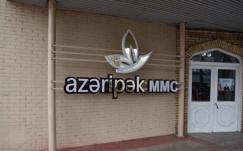 """""""Azəripək"""" ixrac gəlirlərini 7 dəfə artırıb"""