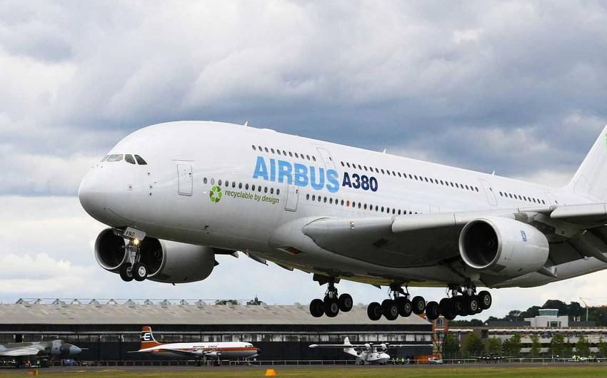 Singapore Airlines Airbus A380 laynerlərini yoxlayacaq