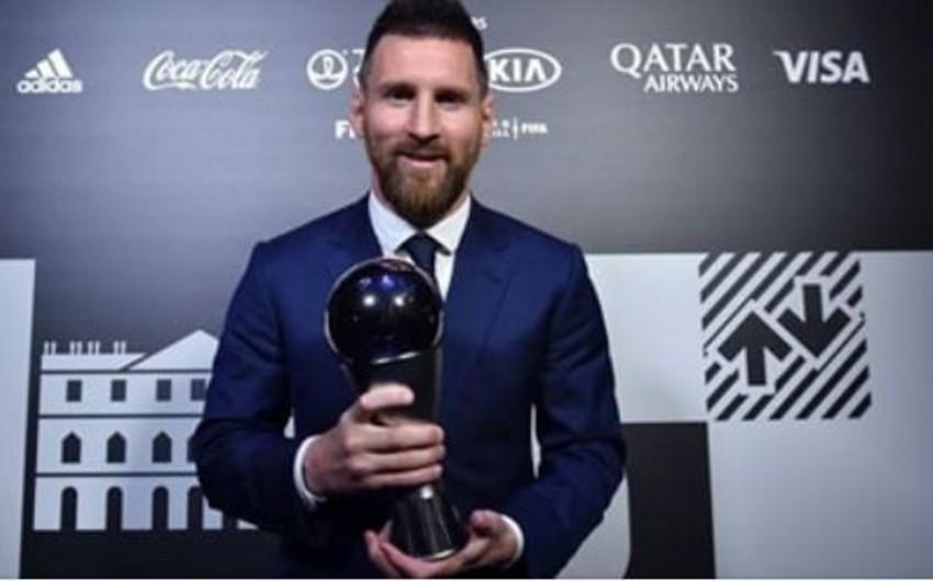 KİV: 2019-cu ilin Qızıl topunun sahibi Messi olub