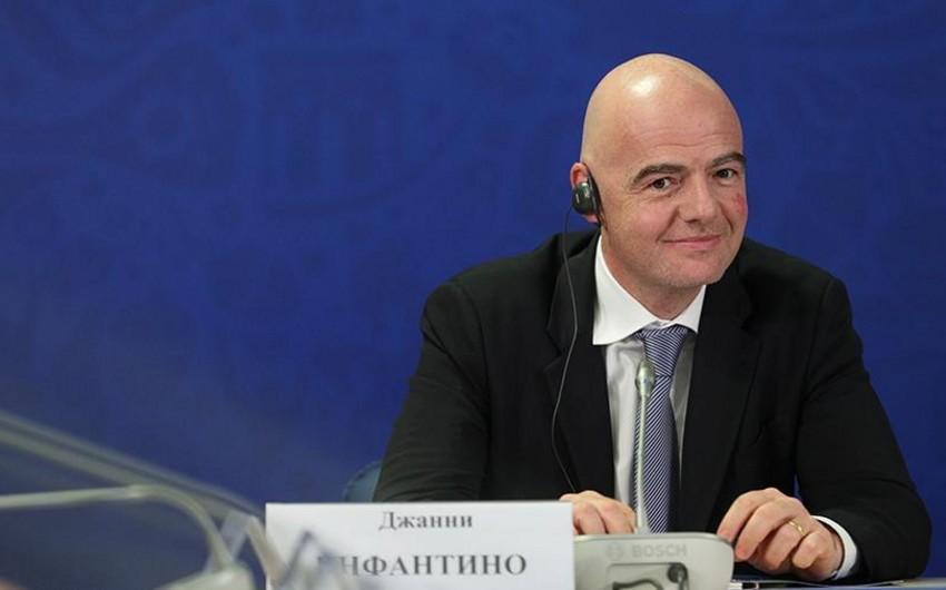 ФИФА: Число участников ЧМ-2022 может быть увеличено