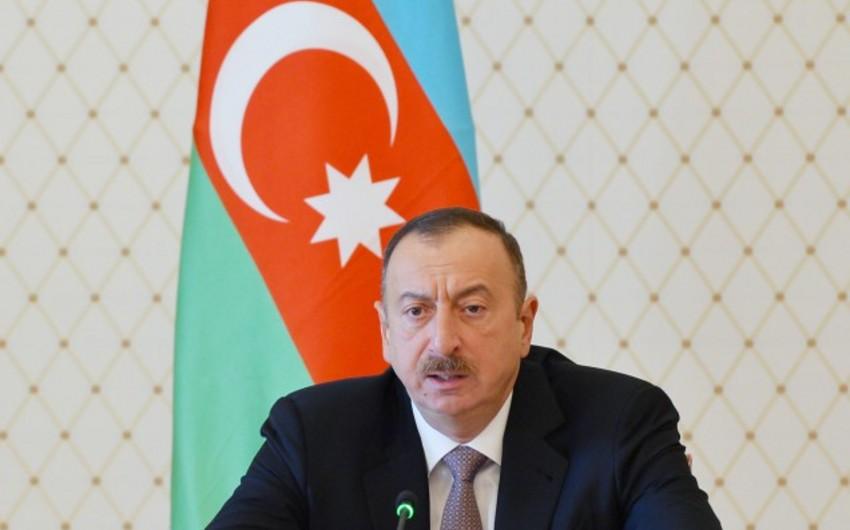 Президент Азербайджана обратился к предпринимателям