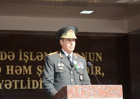 Vilayət Eyvazov: Ötən il bağlı qalan310 cinayətin açılması təmin edilib