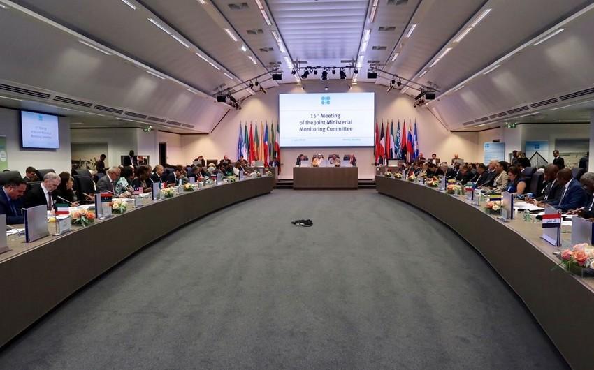 Azərbaycan neft hasilatının azaldılması müddətinin uzadılması ilə bağlı təklifi dəstəkləyib