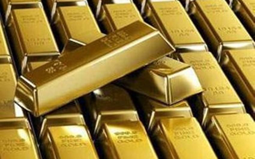 Dünya bazarında qızıl 21 dollar bahalaşıb