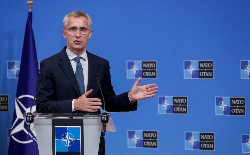 Stoltenberg: NATO welcomes Biden-Putin meeting
