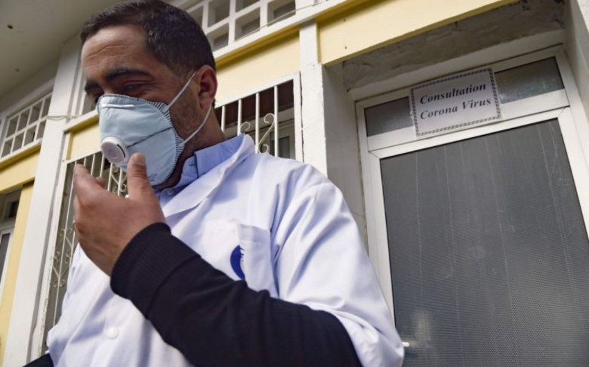 Əlcəzairdə koronavirusdan ölüm faktı qeydə alındı