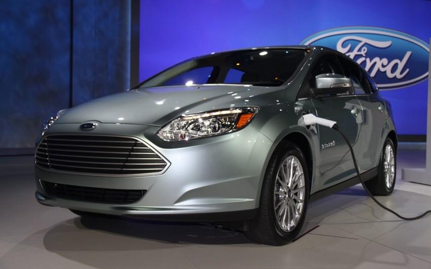 Ford откажется от продаж машин на бензине